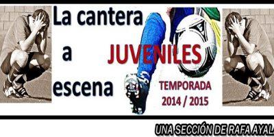 Caratula LA CANTERA A ESCENA JUV 2014 15 2