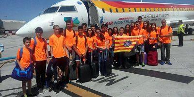 Expedició Balear Escolar atletisme