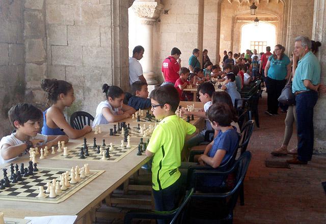 1ª Diada d'escacs CECA