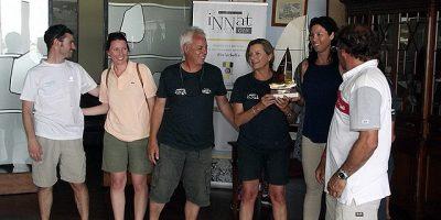 El 'Calima' gana el VI Trofeo Latitud 40º
