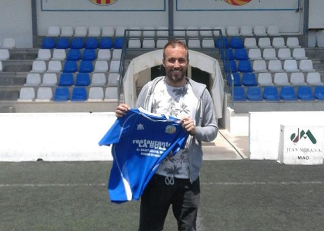 Joan Barber, nou jugador CCE Sant Lluís