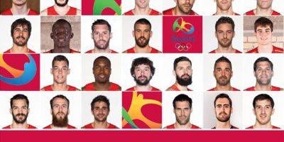 Lista 24 basquet para Rio 2016