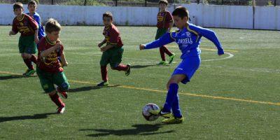 Futbol benjamín
