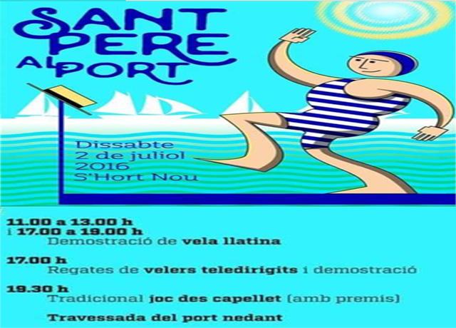 Programa Esportiu Sant Pere 2016