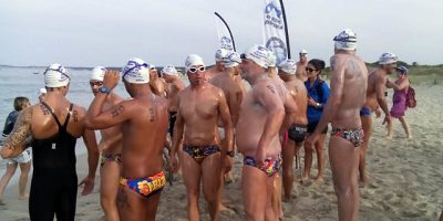 Swim in Menorca Marathon
