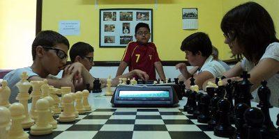 Trofeo Mateu Sastre de ajedrez
