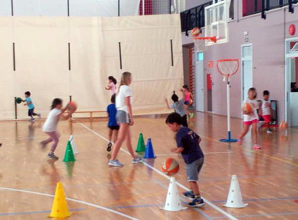 Campus de bàsquet Alô Bàsquet 2016