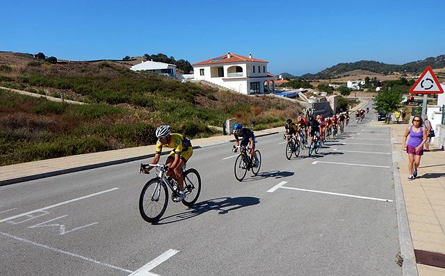 Cursa Ciclista Trofeo festes de Sant Martí 2016