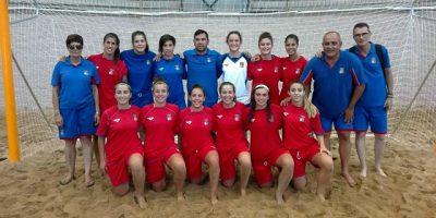 Futbol playa femeni-Zaira Martinez (Selecció Balear)1