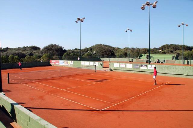 Instalaciones Club de Tenis Mahón