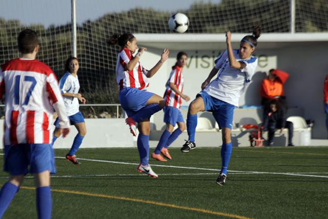 Zaira, Sporting Mahón
