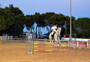 27a edició des concurs de salts d'obstacles de Sant Llorenç 2016