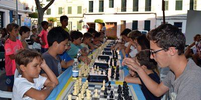 28a edició de Torneig de partides rapides d'escacs de Sant Llorenç