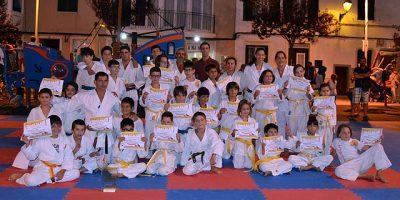 5a Exhibició De Karate De Sant Llorenç 2016