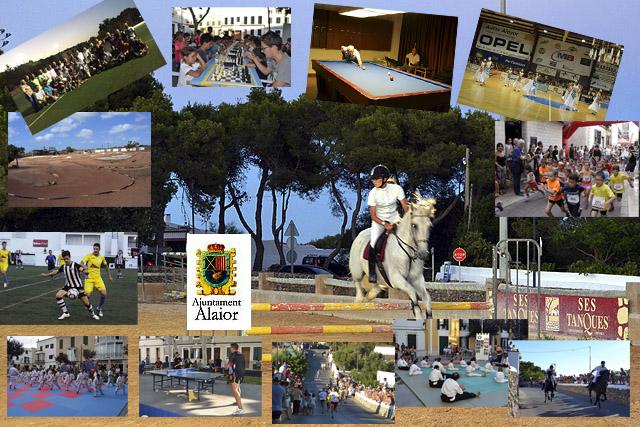 Activitats Esportives de les Festes de Sant Llorenç 2016