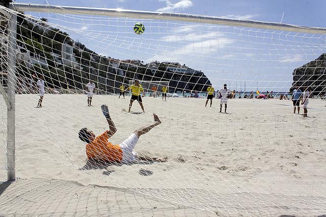 3er Torneo Beach Soccer de futbol playa