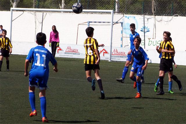 CCE Sant Lluís - Futbol menor