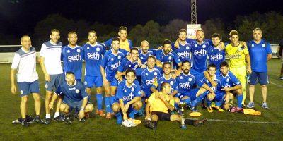 CCE Sant Lluis, guanyador trofeu festes
