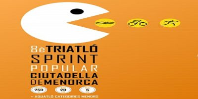 Cartell Triatlo Sprint