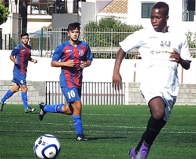 Futbol LNJ 16-17 CD Menorca-Peña Deportiva