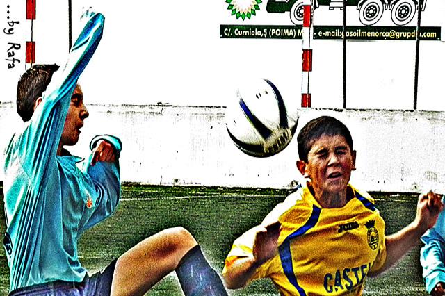 Futbol Menor-Cadete Sant Llui-Orient 11-12