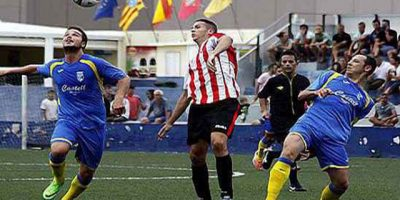 Futbol Penya Ciutadella-CE Mercadal
