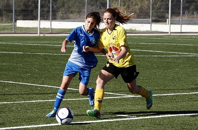 Futbol femeni Sporting-Son Sardina1