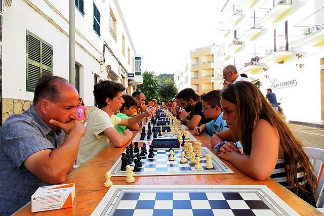 I circuit de blitz illa de Menorca