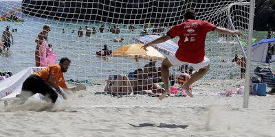 Futbol playa-Beach Soccer 2016 Finales