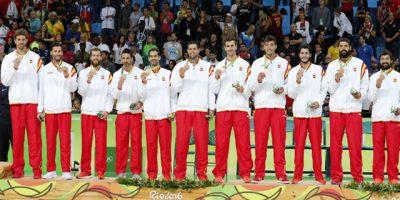 Medalla bronce España baloncesto JJOO Rio
