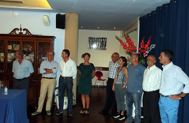 Nueva Junta Directiva CM Mahón