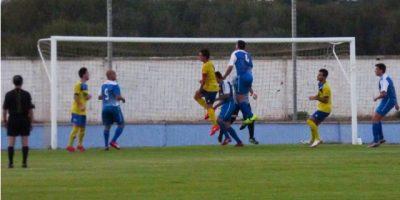 Sporting de Mahón-pretemporada ante Villacarlos jv