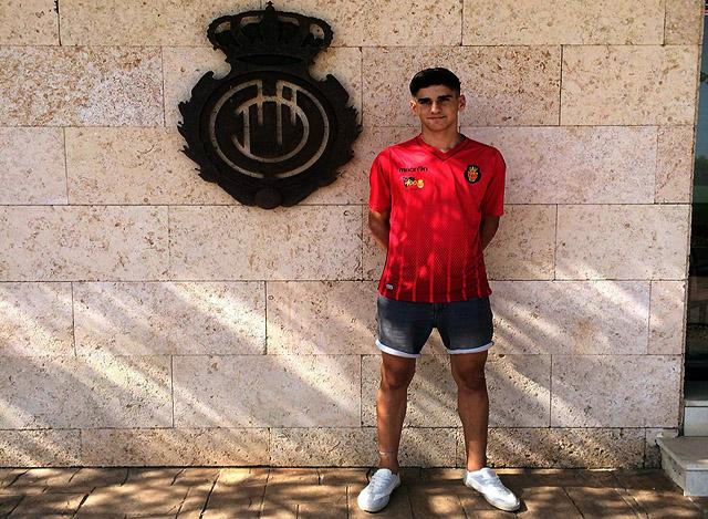 Xavi Sintes, ficha por el Mallorca