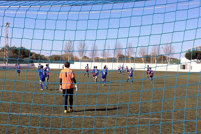 CCE Sant Lluís-Futbol Menor