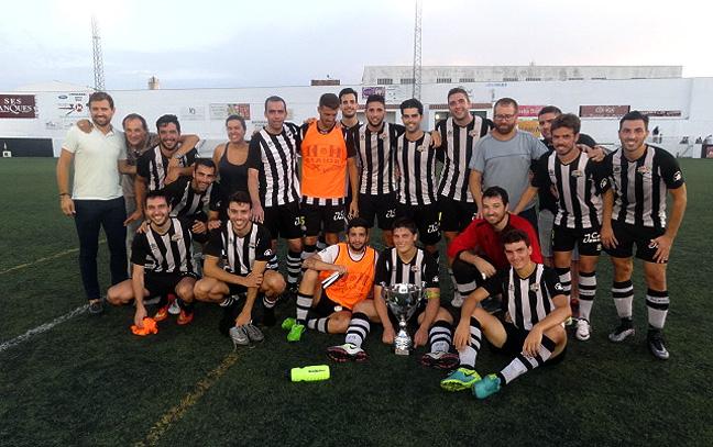 CE Alaior campió Supercopa 2016