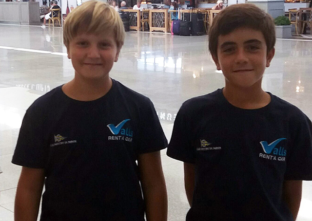 Carlos Sánchez-Rodrigo y David Triay disputan el VII Trofeo Ciudad de Cartagena