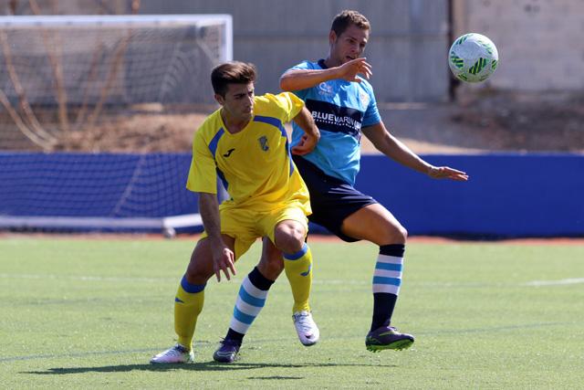 Futbol 3ª 16-17 Ciudad de Ibiza-Penya Ciutadella(Vicent Marí)