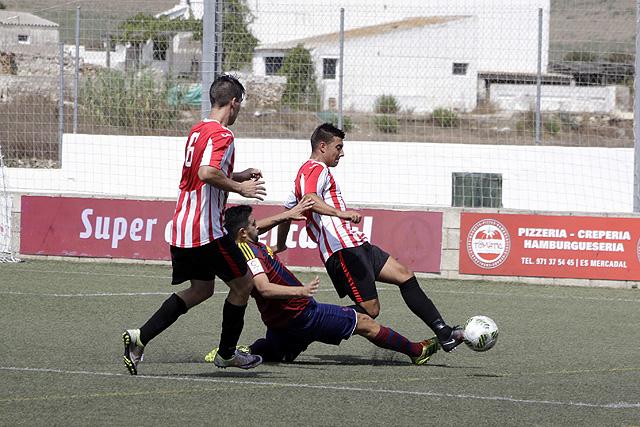 Futbol 3ª Balear CE Mercadal-Poblense