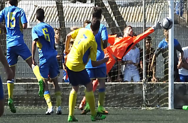 Futbol LNJ 16-17 AtVillacarlos-Penya Ciutadella