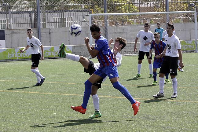 Futbol LNJ 16-17 CD Menorca-CIDE