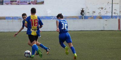 Resum futbol base del CCE Sant Lluís