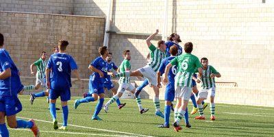 Futbol amistos Migjorn-CCE Sant Lluis