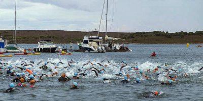II Half Menorca Triatlón-