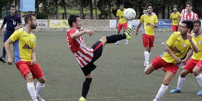 Futbol 3ª 16-17 CE Mercadal -Campos