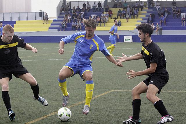 Futbol 3ª 16-17 Penya Ciutadella-Binissalem