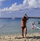 Miquel Sunyer y Sofía Moll, los mejores en la Swim in Menorca