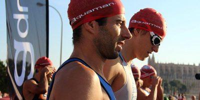Paco Arnau-Santander Triathlon Series en Mallorca