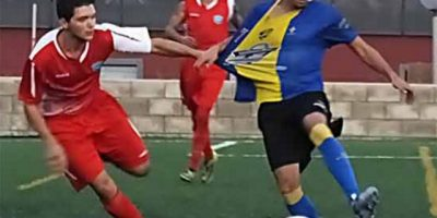 Triangular Mare de Déu de Gracia Futbol Regional 2016