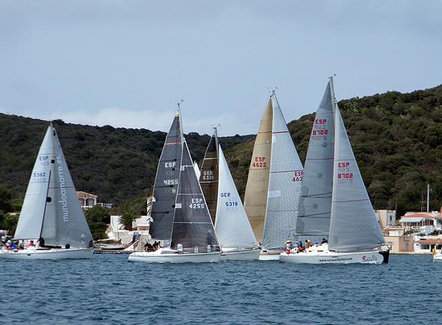 XXV Regata 'Vuelta Menorca' a dos Trofeo Quesos Finca Binillubet SRM