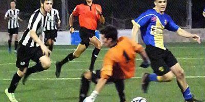 Ciutat de Maó de futbol juvenil